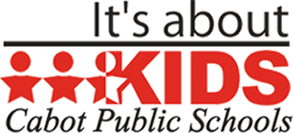 It's about Kids - Cabot Public Schools logo