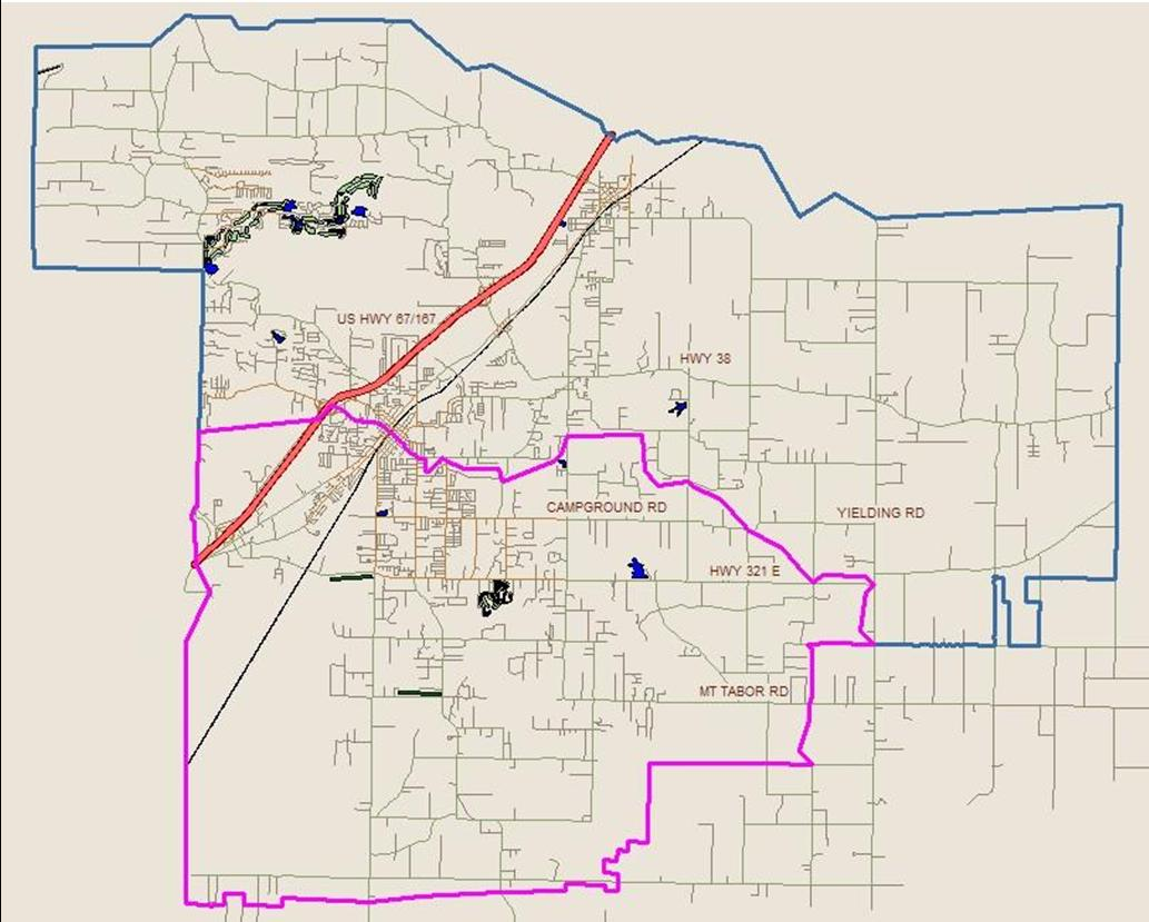 Cabot School District Boundaries Pictures To Pin On