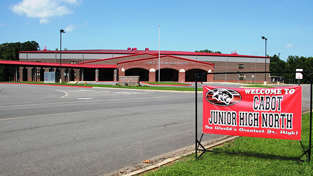 Cabot Junior High North