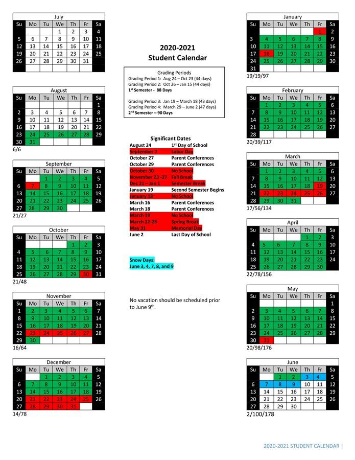Arkansas Public School Calendar 2021-2022 News
